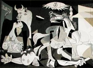 Picasso Guernica in Altenholz